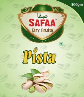 safaa dry fruits ROASTED AND SALTED PISTACHIOS Pistachios