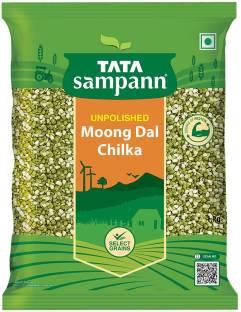Tata Sampann Green Moong Dal (Split/Chilka)
