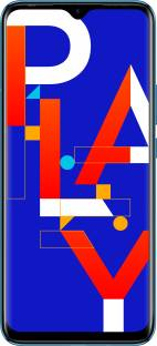 Infinix Hot 10 Play (Aegean Blue, 64 GB)