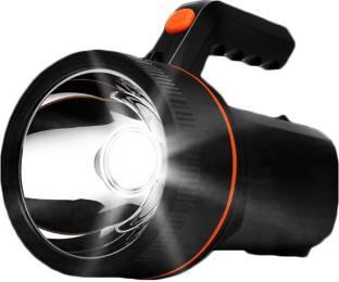 IDOLESHOP Laser Light Long Range Blinker LED Torch with 2000 MAH(50 WATT) Torch