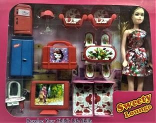 CYNIX Sweet launge set for girls