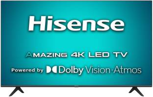 Hisense A71F 146 cm (58 inch) Ultra HD (4K) LED Smart Android TV with Dolby Vision & ATMOS
