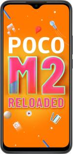 POCO M2 Reloaded (Greyish Black, 64 GB)
