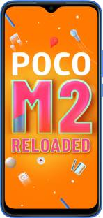 POCO M2 Reloaded (Mostly Blue, 64 GB)