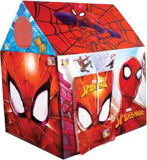 MARVEL Spider-Man Role Play Pipe Tent House for Kids