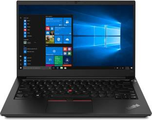 Lenovo ThinkPad E14 Gen2 Ryzen 5 Hexa Core 4650U 5th Gen - (8 GB/256 GB SSD/Windows 10 Home) E14 Lapto...