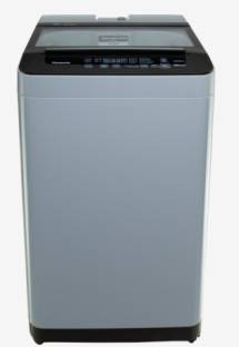 Panasonic 6.5 kg Fully Automatic Top Load with In-built Heater Grey
