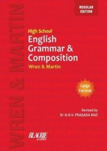 High School English Grammar & Composition Regular  Edition