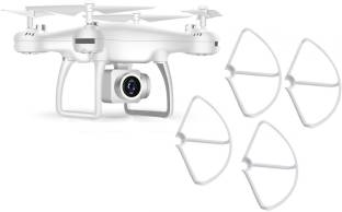Royalrange High Speed Rotation HD Camera Wifi Control With Extra Battery Drone