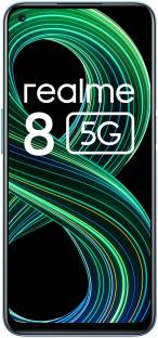 realme 8 5G (Supersonic Blue, 128 GB)