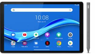 Lenovo M10 FHD Plus (2nd Gen) with Active Pen 4 GB RAM 128 GB ROM 10.3 inches with Wi-Fi+4G Tablet (Pl...