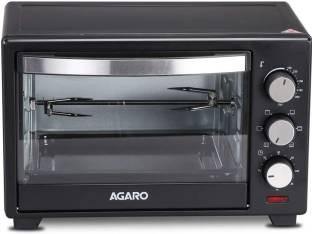 Agaro 19-Litre Marvel Series 19-Litre Oven Toaster Griller with Rotisserie Oven Toaster Grill (OTG)