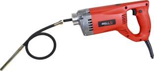 iBELL Concrete Vibrator 35MM Needle,1050W,5000 RPM CV 50-81 Pistol Grip Drill