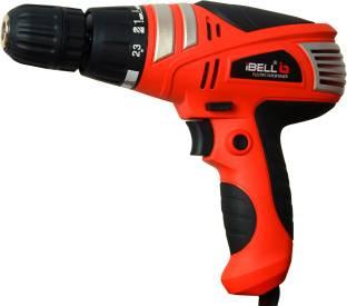 iBELL Electric Screw Driver SD12-75, 750RPM Pistol Grip Drill