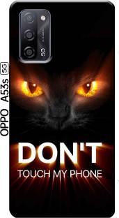 Rockerspot Back Cover for Oppo A53s 5G
