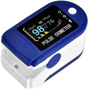 Nikush TFT Display Fingertip Oximeter B-lood Oxygen Pulse Rate Pulse Oximeter