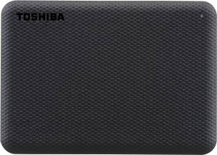 TOSHIBA Canvio Advance 4 TB External Hard Disk Drive
