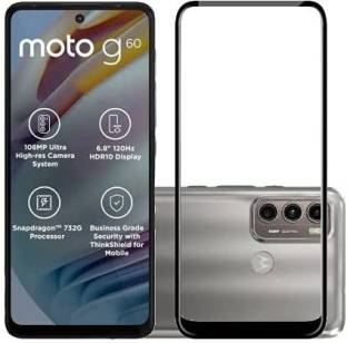 DSCASE Tempered Glass Guard for Motorola G60
