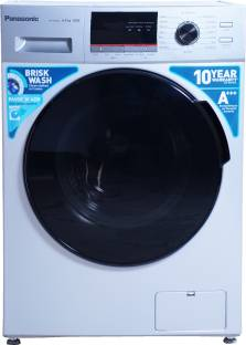 Panasonic 6 kg Fully Automatic Front Load with In-built Heater Silver