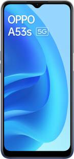 OPPO A53s 5G (Crystal Blue, 128 GB)