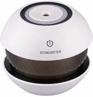 Prinsa Enterprise New Magic Diamond Cool Mist Humidifier Ultrasonic Electric Mini USB Portable Home Of...