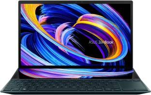 ASUS ZenBook Duo 14 (2021) Touch Panel Core i7 11th Gen - (16 GB/1 TB SSD/Windows 10 Home/2 GB Graphic...