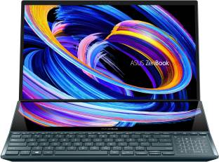 ASUS ZenBook Pro Duo 15 (2021) Core i9 10th Gen - (32 GB/1 TB SSD/Windows 10 Home/8 GB Graphics/Intel ...