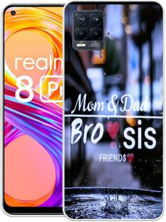 BAILAN Back Cover for Realme 8 Pro