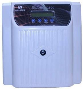 Smarten Superb 2500 VA / 2.5kVA 24 Volt 50 Amp MPPT Solar PCU Inverter (Support 1500-1800Watts Panels) Pure Sine Wave Inverter