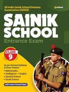 Sainik School Class 9 Guide 2022