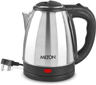 MILTON ELECTRIC KETTLE 1.5L HOT AND PORTABLE CORDLESS Electric Kettle
