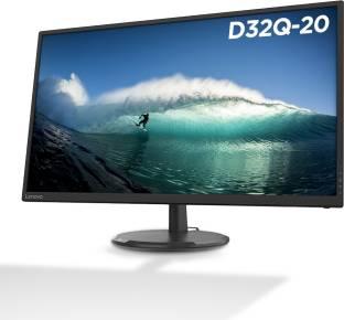 Lenovo 31.5 inch WQHD IPS Panel Monitor (D32q-20)