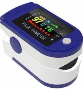 SACRO JQL_432J_Pulse Oximeter Finger Oximetry SPO2 Blood Oxygen Saturation Monitor Heart Rate Monitor Rotatable OLED Digital Display Portable with Batteries and Lanyard Pulse Oximeter Pulse Oximeter