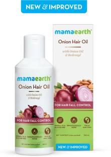 MamaEarth Onion Oil for Hair Regrowth & Hair Fall Control Hair Oil