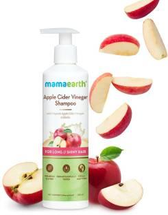 MamaEarth Apple Cider Vinegar Shampoo with Organic Apple Cider Vinegar & Biotin for Long & Shiny Hair