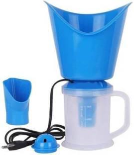 Ecomaholics 3 in 1 Steam Vaporizer Nose Steamer, Cough Steamer, Nozzle Inhaler & Nose Vaporizer, Facial Steamer Vaporizer (Color May be vary on Stock Availability) Vaporizer (Blue) Vaporizer