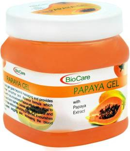 BIOCARE Papaya Gel Scrub