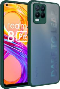 CaseWEB Back Cover for Realme 8 Pro