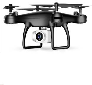 CLICK4DEAL Black Official Drone With Four Extra Guard Drone