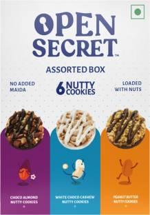 OPEN SECRET Assorted Nutty Cookies