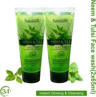 NutriGlow Neem & Tulsi Face Wash