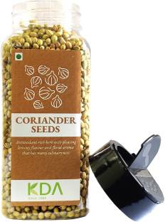 KDA Coriander Seeds Whole (Sabut Dhania / Dhaniya)