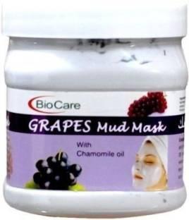 BIOCARE Grapes Mud Mask