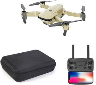 Control Everything Wifi & Remote Control Foldable 4K High Definition Camera With Carry Bag Drone