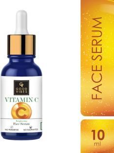 GOOD VIBES Vitamin C Brightening Face Serum (10 ml)