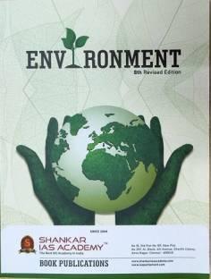 Environment By Shankar (8th) Revised Edition (2021)