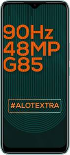 Infinix Hot 10S (Morandi Green, 64 GB)