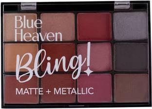 BLUE HEAVEN 12-in-1 Bling Eyeshadow 22 g