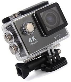 EVERNEST Ulta 4k 4K Ultra HD Sports Action Camera with 16MP High Resolution with Wi-Fi | Built-in Micr...