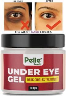 Pelle Beauty Under Eye Gel For dark Circle Treatment _ For Men & Women _100gm